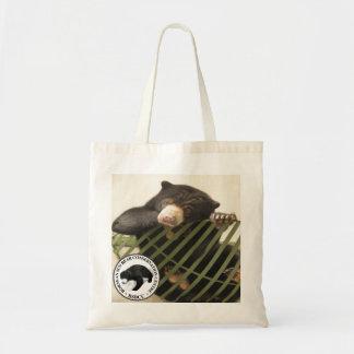 The Bornean Sun Bear Conservation Centre Budget Tote Bag