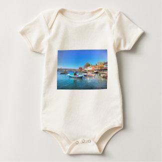 The Bosphorus Istanbul Baby Bodysuit