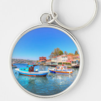 The Bosphorus Istanbul Keychain