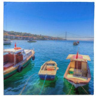 The Bosphorus Istanbul Napkin