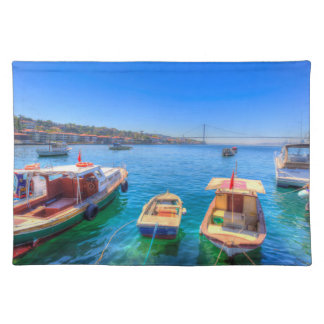 The Bosphorus Istanbul Placemat