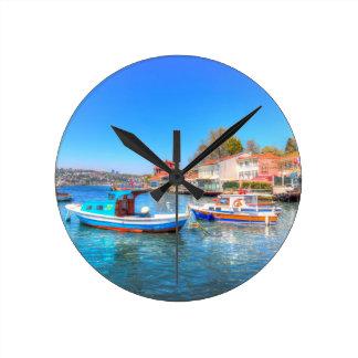 The Bosphorus Istanbul Round Clock