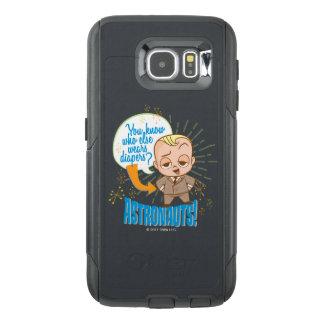 The Boss Baby | Astronauts OtterBox Samsung Galaxy S6 Case
