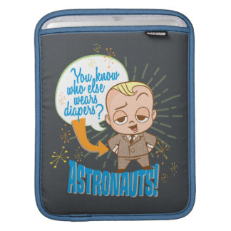 The Boss Baby | Astronauts Sleeve For iPads
