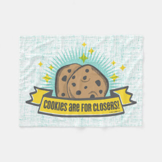 The Boss Baby | Cookies are for Closers! Fleece Blanket