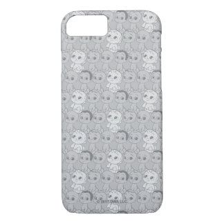 The Boss Baby | Grey Pattern iPhone 8/7 Case