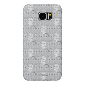 The Boss Baby | Grey Pattern Samsung Galaxy S6 Cases