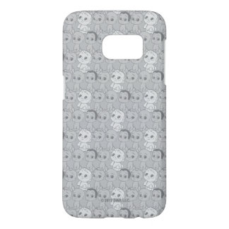 The Boss Baby | Grey Pattern Samsung Galaxy S7 Case