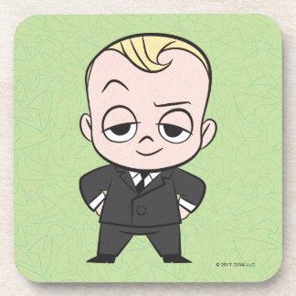 The Boss Baby   I am no Ordinary Baby Coaster