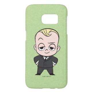 The Boss Baby   I am no Ordinary Baby Samsung Galaxy S7 Case