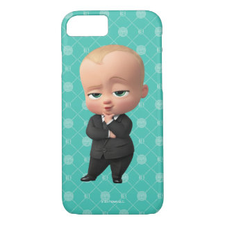 The Boss Baby | I am the Boss! iPhone 8/7 Case