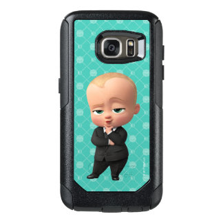 The Boss Baby | I am the Boss! OtterBox Samsung Galaxy S7 Case