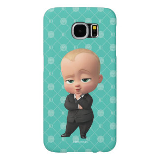 The Boss Baby | I am the Boss! Samsung Galaxy S6 Cases