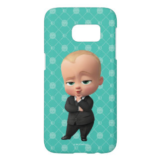The Boss Baby | I am the Boss! Samsung Galaxy S7 Case