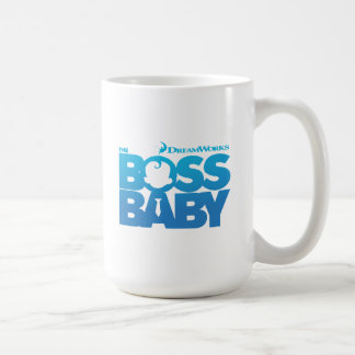 The Boss Baby Logo Coffee Mug