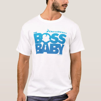 The Boss Baby Logo T-Shirt