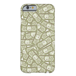 The Boss Baby   Money Pattern Barely There iPhone 6 Case