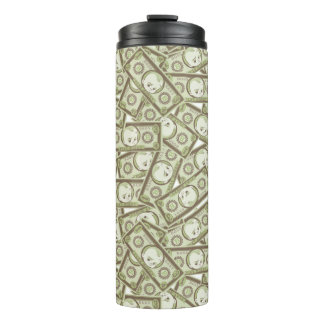 The Boss Baby | Money Pattern Thermal Tumbler