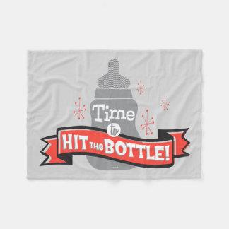 The Boss Baby   Time to Hit the Bottle! Fleece Blanket