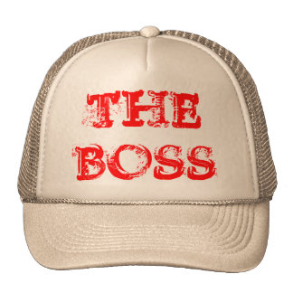 THE BOSS HAT