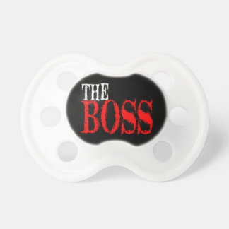 The Boss Pacifier