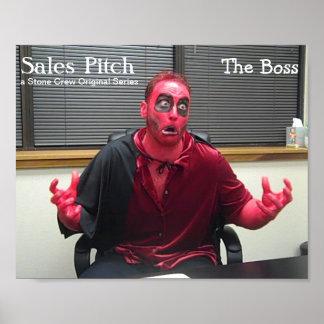 The Boss Print