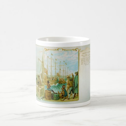 The Boston Tea Party of December 16th 1773 Coffee Mug