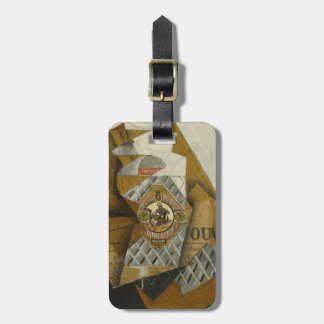 The Bottle of Anís del Mono by Juan Gris Luggage Tag