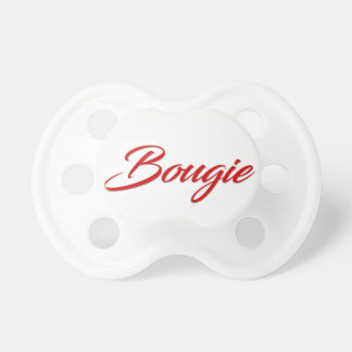 The Bougie Baby Pacifier
