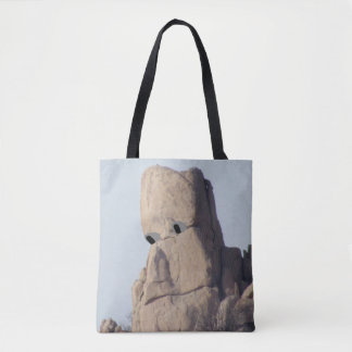 The Boulder With A Face Bag