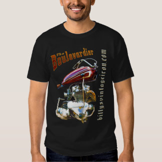 The Boulevardier mens Shirts