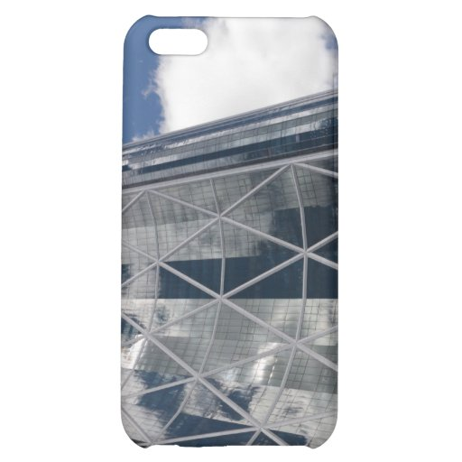 The Bow in Calgary Alberta Canada iPhone 5C Cover