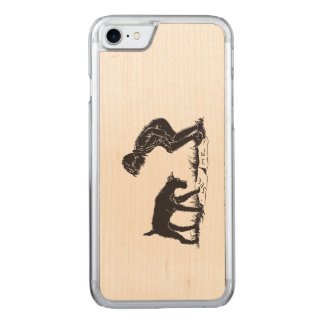 The Boxcar Children: Benny and Watch Learn to Read Carved iPhone 8/7 Case