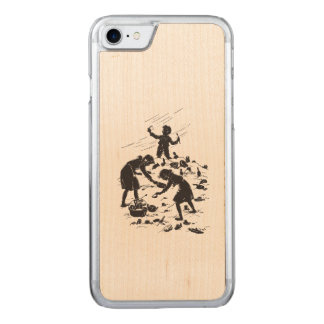The Boxcar Children Find Treasures at the Dump Carved iPhone 8/7 Case