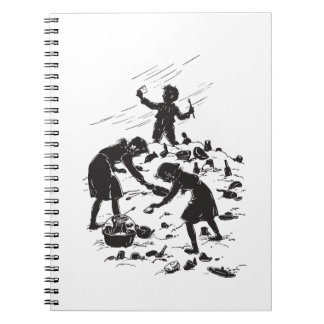 The Boxcar Children Find Treasures at the Dump Notebooks