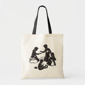 The Boxcar Children: Four Hungry Children Tote Bag