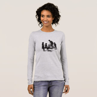 The Boxcar Children: Henry Has Two Surprises Long Sleeve T-Shirt