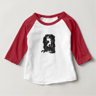 The Boxcar Children: Peek at the Moon Baby T-Shirt