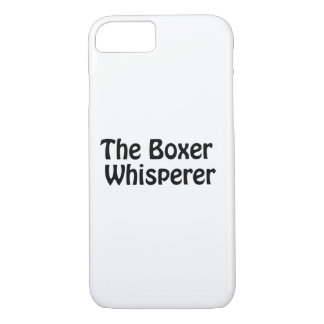 the boxer whisperer iPhone 7 case