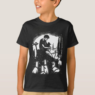 The Boy Who Cried Wolf T-Shirt