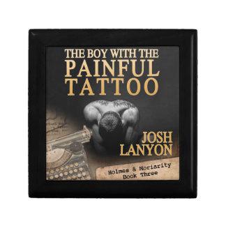 The Boy With The Painful Tattoo keepsake box