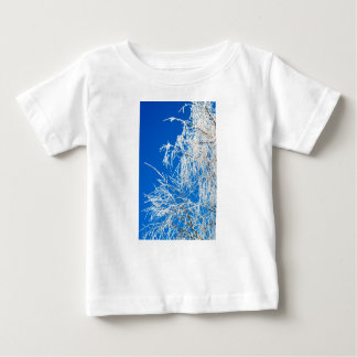 The branches of the tree during the winter baby T-Shirt