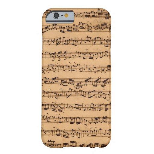 The Brandenburger Concertos, No.5 iPhone 6 Case