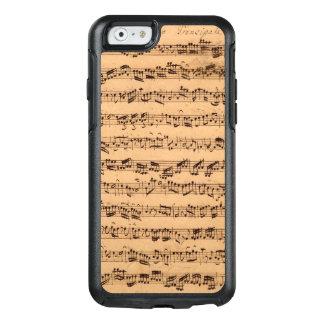 The Brandenburger Concertos, No.5 D-Dur, 1721 OtterBox iPhone 6/6s Case