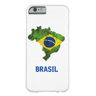 The Brasil Flag iPhone Case