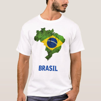 The Brasil Flag T-Shirt