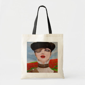 The Brave Budget Tote Bag