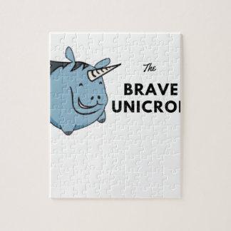 The Brave Unicorn Latest Jigsaw Puzzle