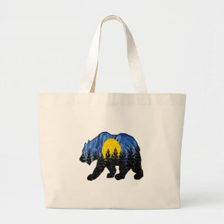 THE BRAVE WORLD LARGE TOTE BAG