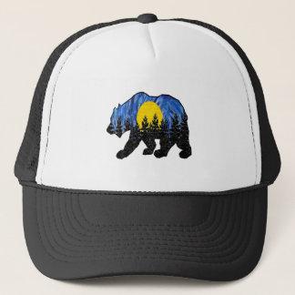 THE BRAVE WORLD TRUCKER HAT